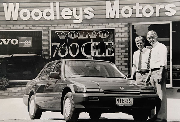 About Woodleys Motors